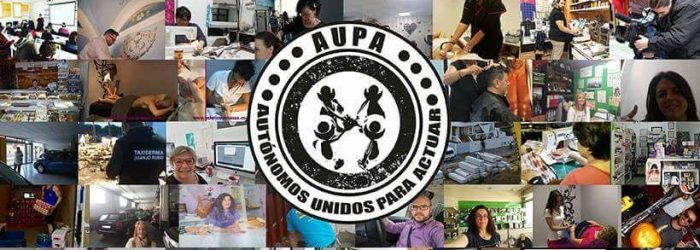 collage aupa